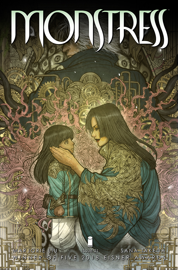 Monstress #21  is out 3/20/2019.
