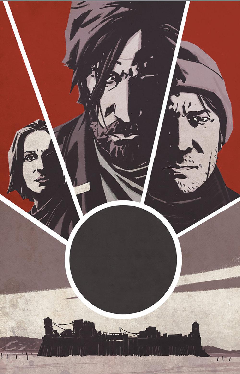 Dead Kings #4  is out 4/3/2019.