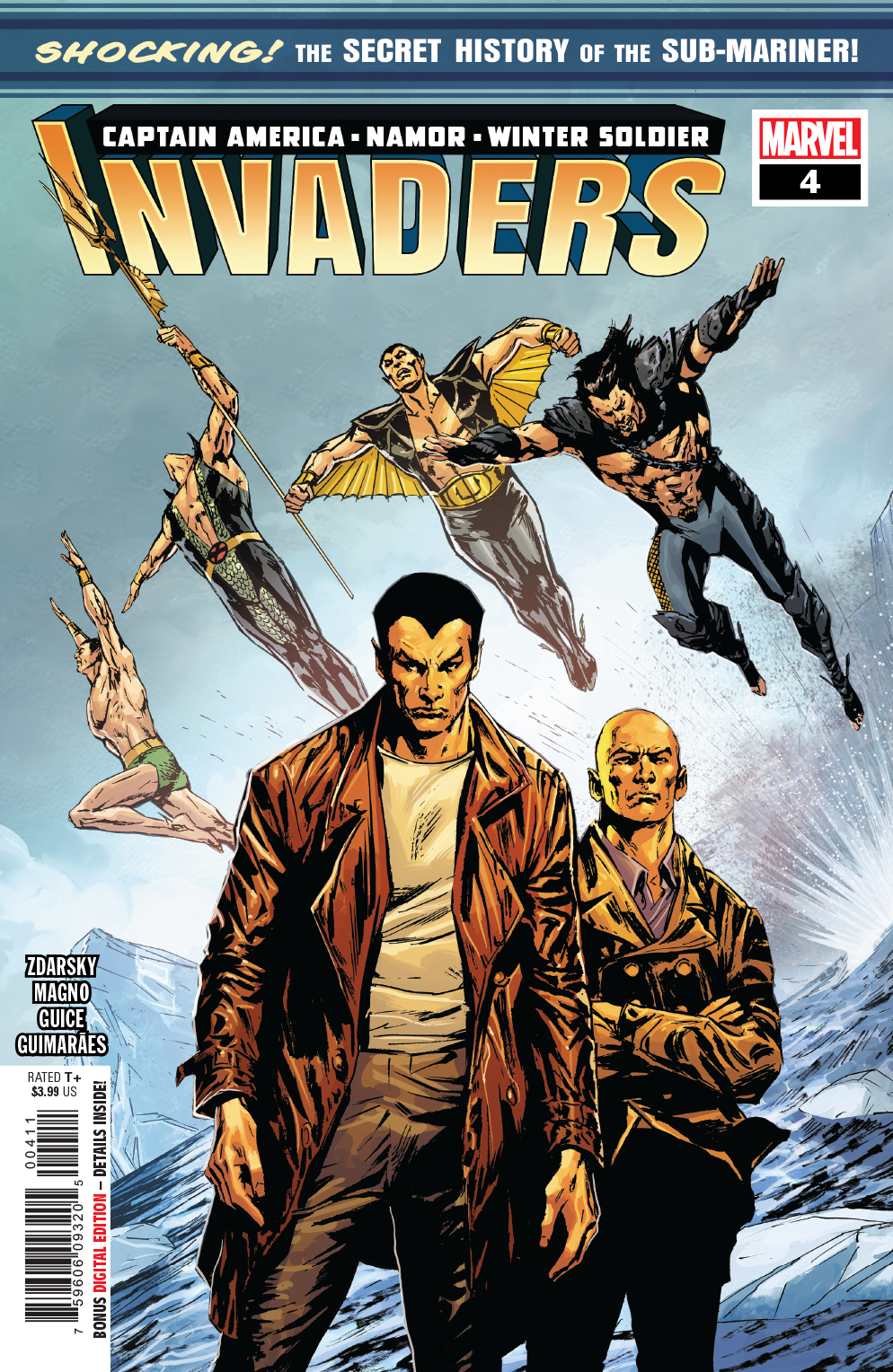 Invaders #4  is out now.