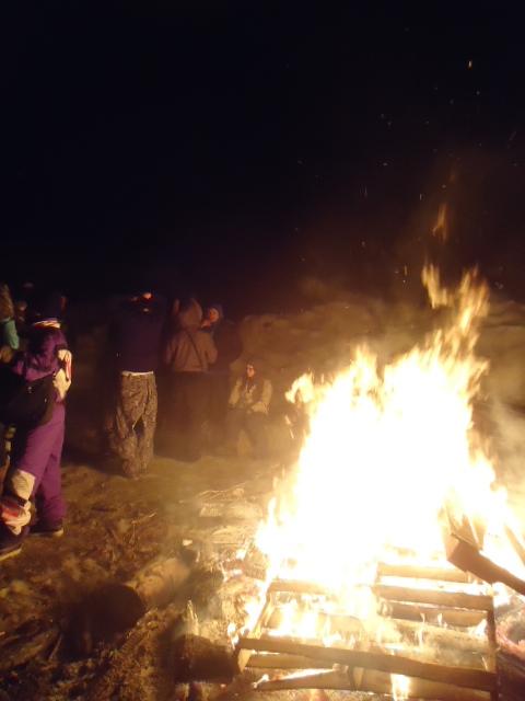 Fire! Heat!