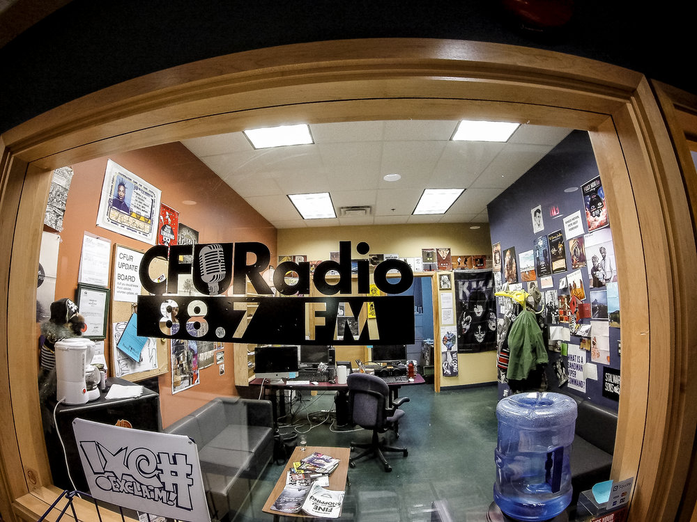 Volunteer! - There are many opportunities for anyone to get involved with CFUR Radio. We are an inclusive organization and serving the student and community members of Prince George is our number one concern. CFUR Radio is for you, and by you. Please email cfur_hello@cfur.ca if you are interested in volunteering.If you would like to see some of specific volunteer opportunities check out our Employment and Internship page