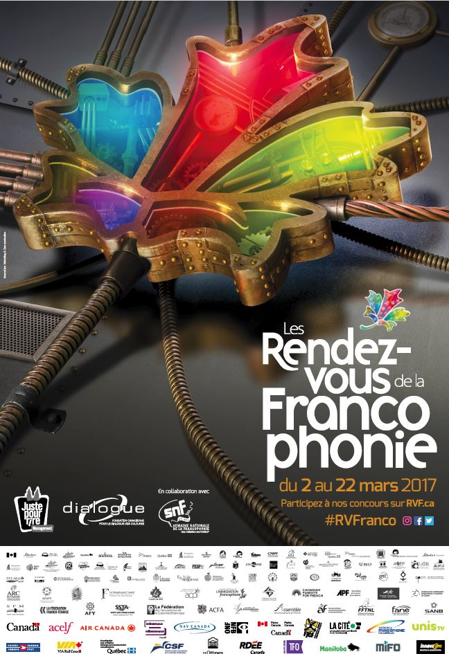 RVF! - CFUR in Conjunction with Les Rendez-vous de la Francophonie & the NCRA Presents a podcast produced by the CanQueer team of Ottawa have over a decade of community radio experience and bring together the most syndicated Canadian LGBT+ Community talk show.