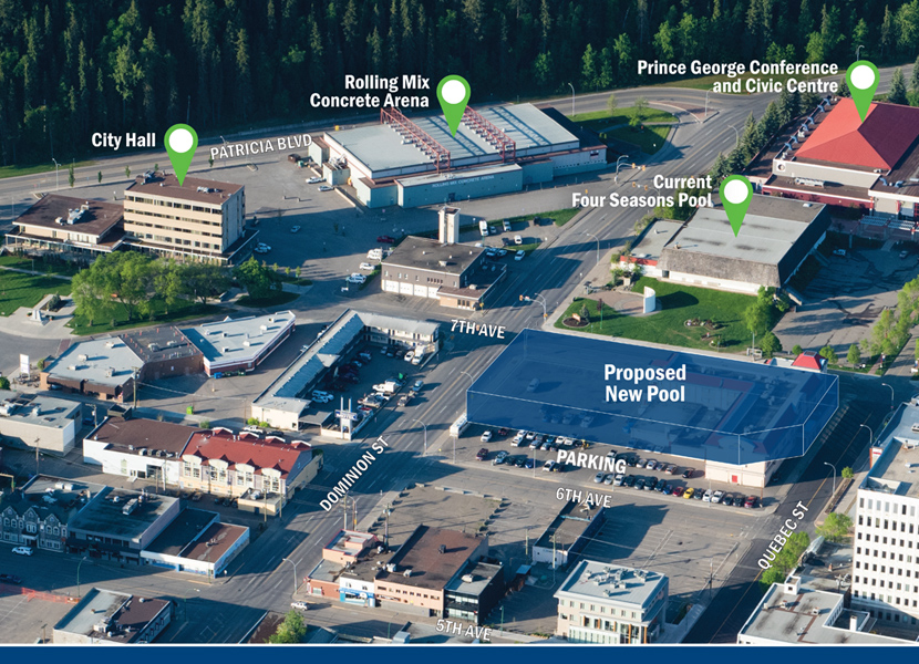 Image from City of Prince George Website