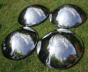 Check out these puppies, only $35 each or $120 for the whole set! Classic original-style domed Wolfsburg edition VW hubcaps