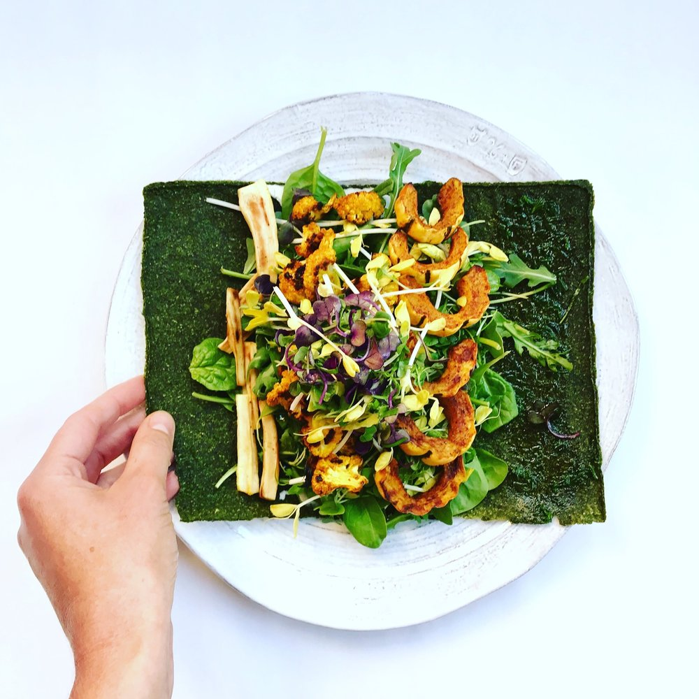 rawraps vegan wrap
