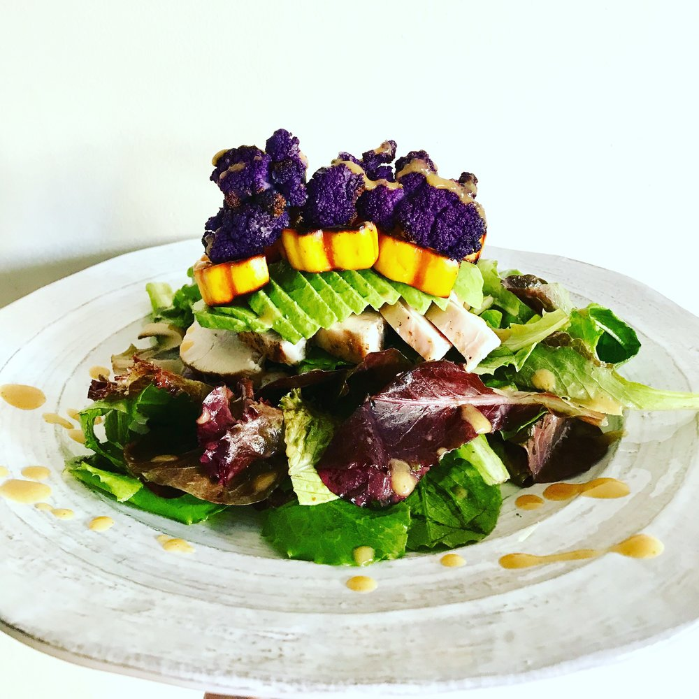 misfit wellness salad