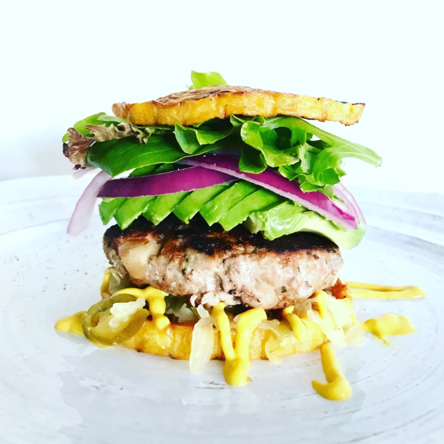 misfit wellness turkey burgers