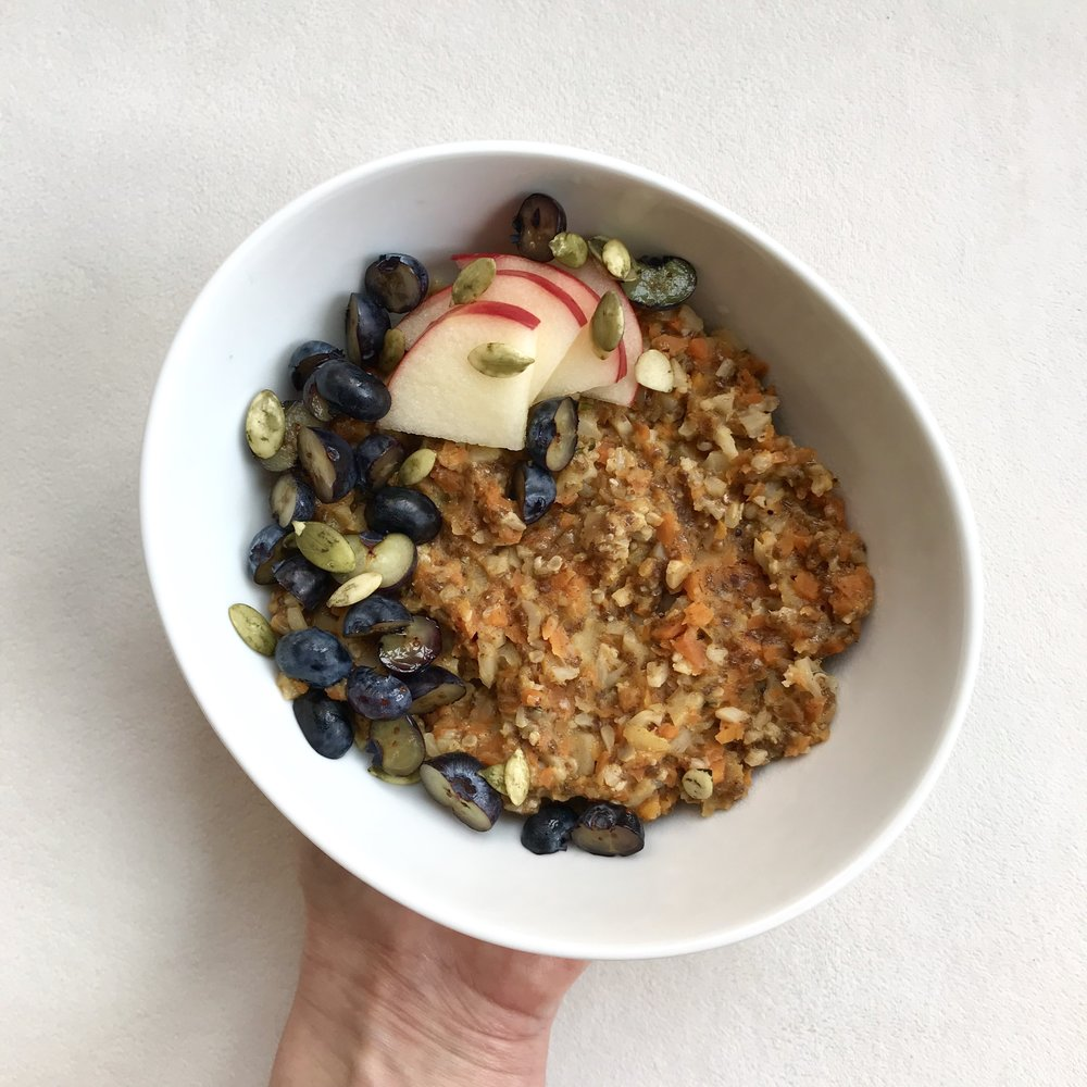 grain free cereal by misfit wellness