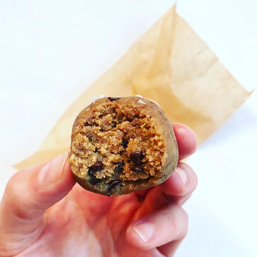 misfit wellness cookie dough balls