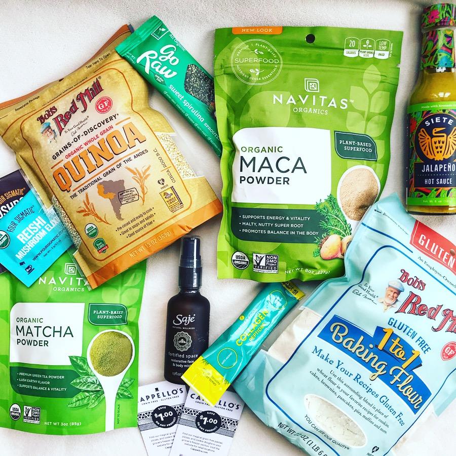 misfit wellness pantry and fridge staples