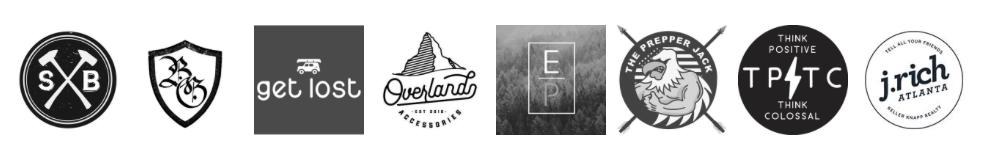 Caffeine Digital Marketing Client Logos