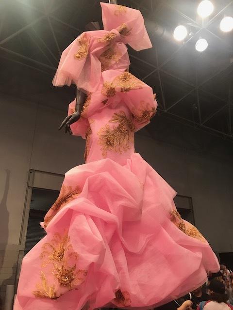 One of Rupaul's Stunning Dresses