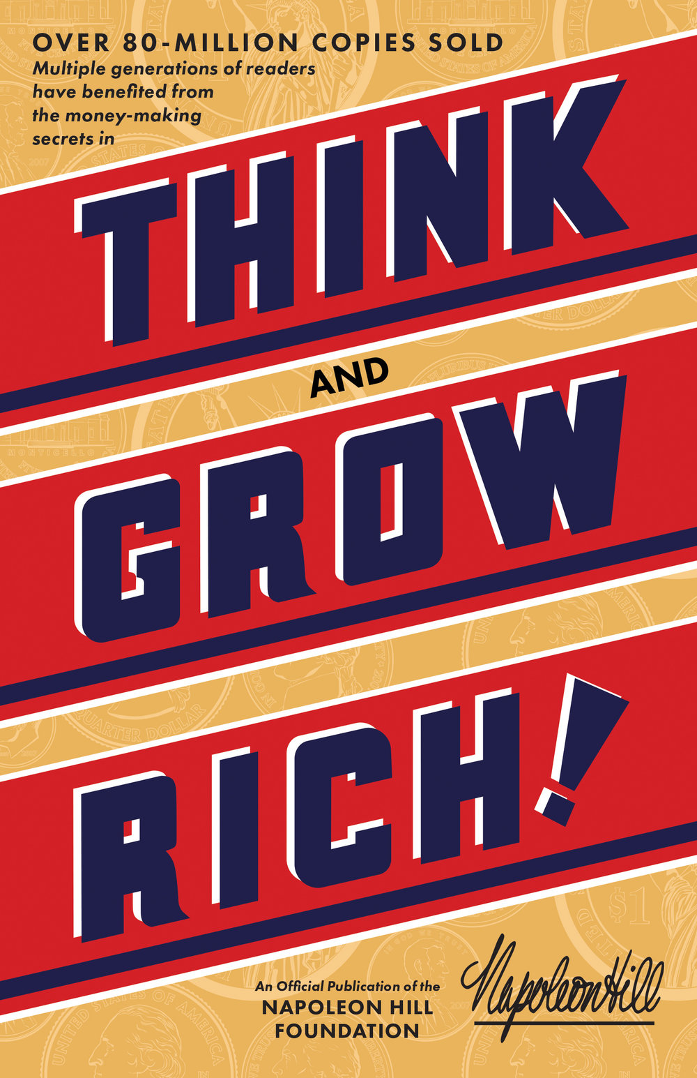 Think and Grow Rich - By napoleon hill