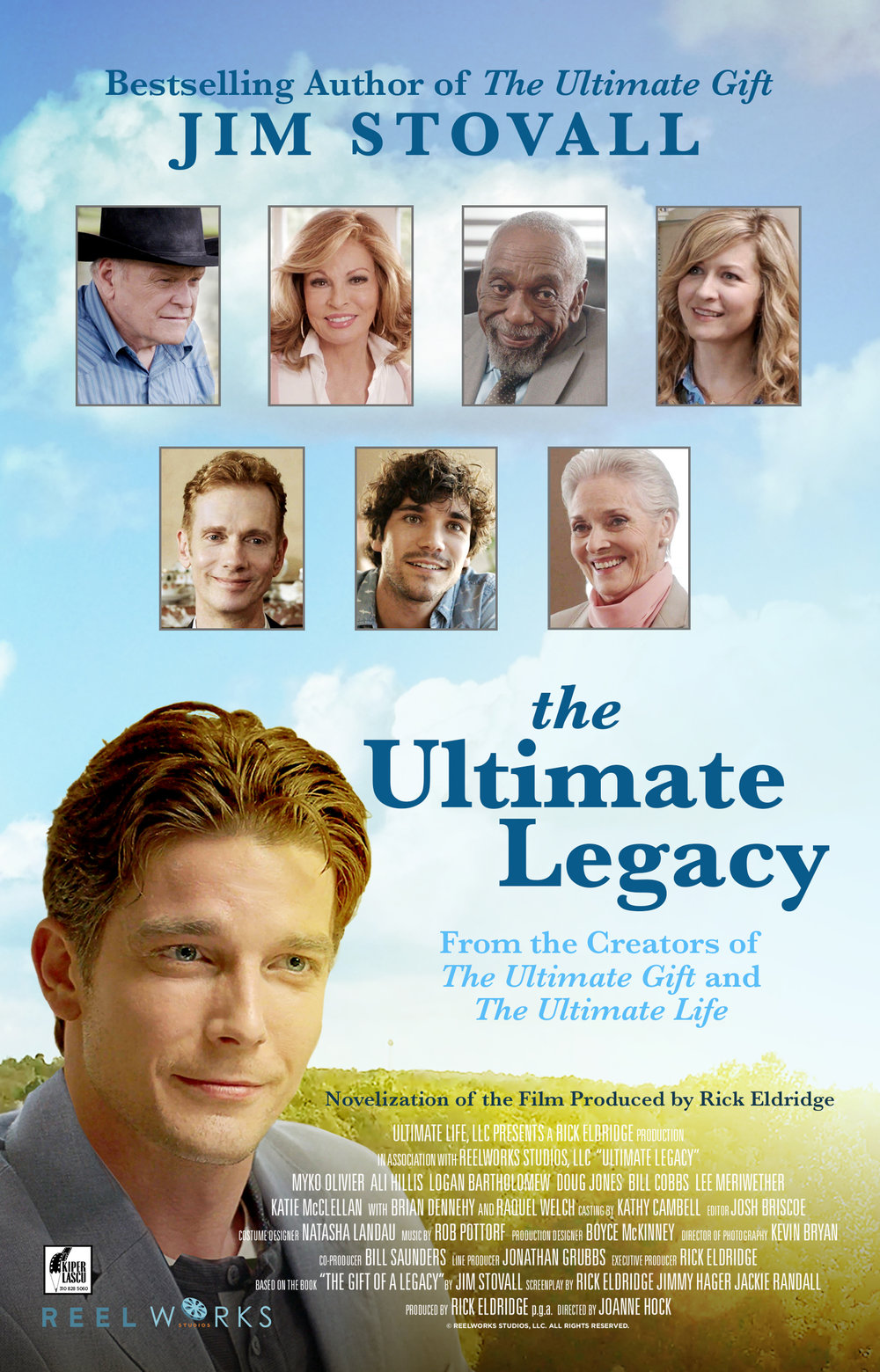 The Ultimate Legacy - By jim stovall