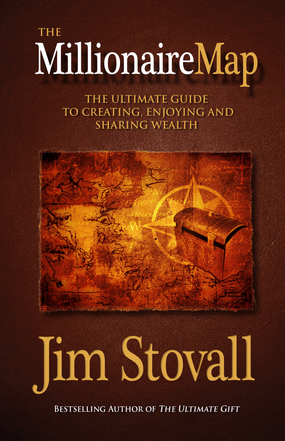 The Millionaire Map - By jim stovall