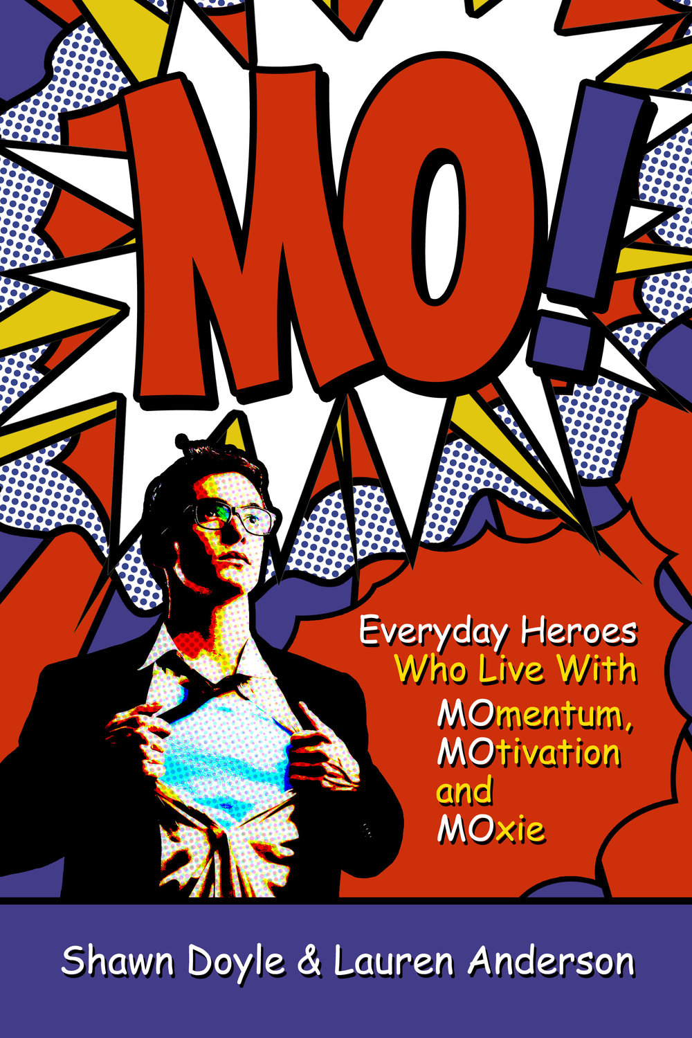 MO! - By shawn doyle csp & lauren anderson