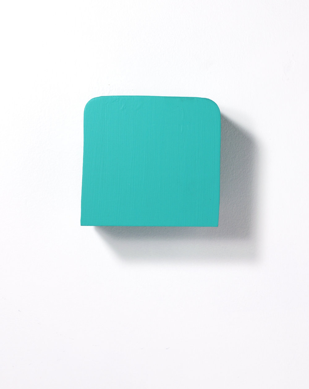 turquoise form, 2018 *sold