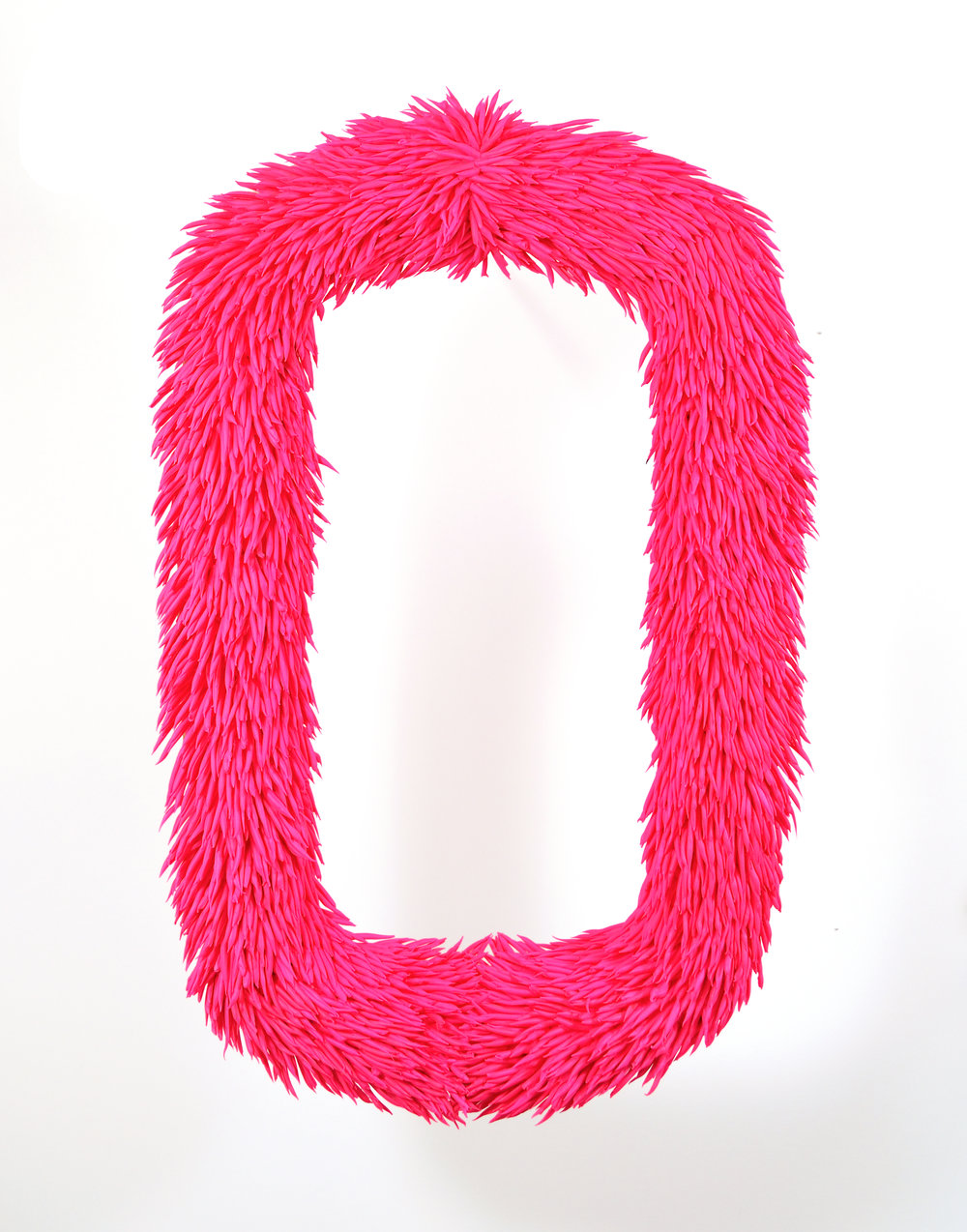 hot pink fur