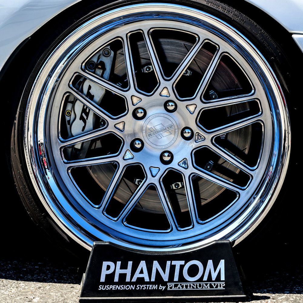 PHANTOM SERIES WHEELS -