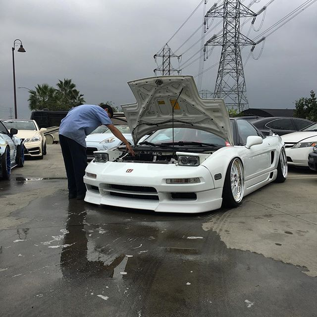 No caption needed! #acura #nsx #acuransx #honda #jdm #acuranation #hondanation