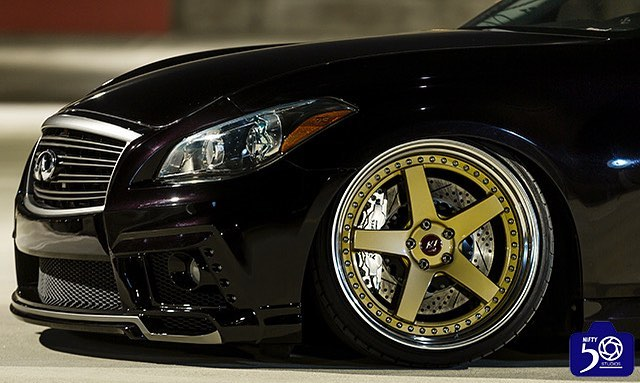 Looking for a Big Brake Kit?  Give us a call and get laced up with a kit from @r1concepts . 📷:@nifty50studio . . . _____________________________________________ #platinumvip #jobdesign #nissan #Infiniti #m37 #51fuga #workwheels #R1Concepts #TeamR1 #STOPPINGTHEWORLD #phantomcupkit #cupkit