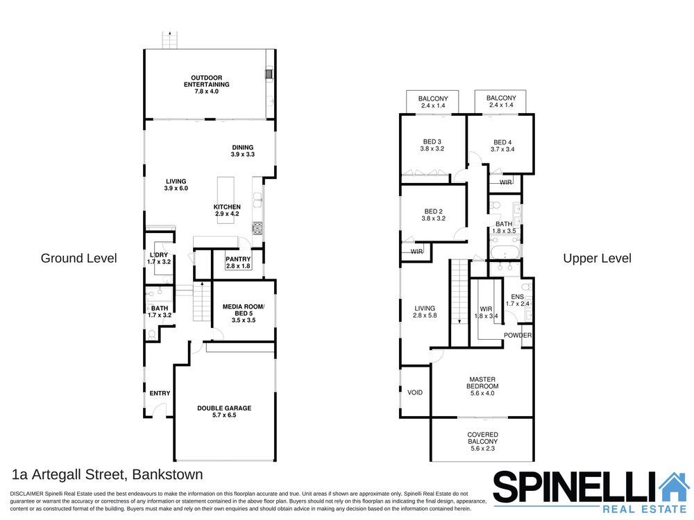 BANKSTOWN 1a Artegall Street - Floor Plan.jpg