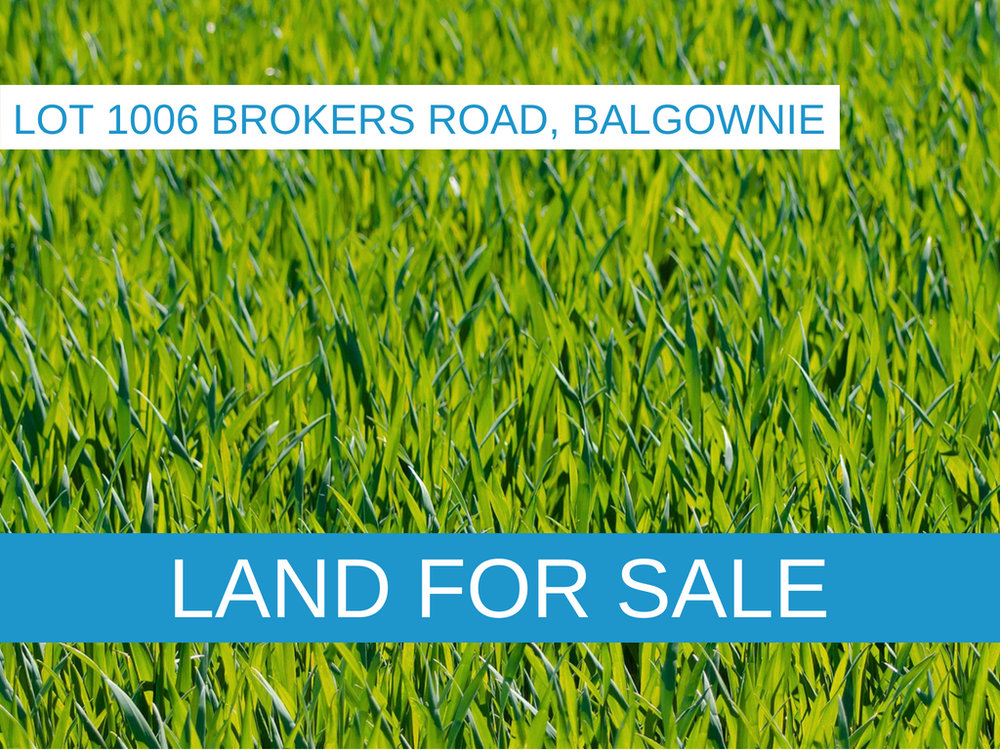 LOT 1006 BROKERS ROAD, BALGOWNIE.jpg