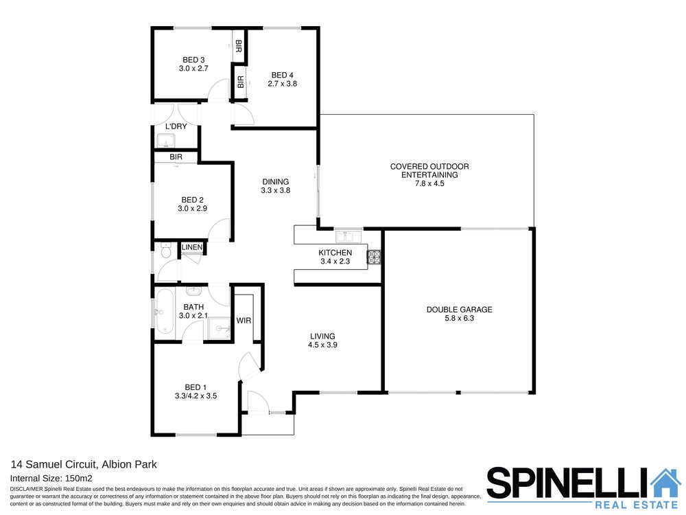 Floor plan - click to view