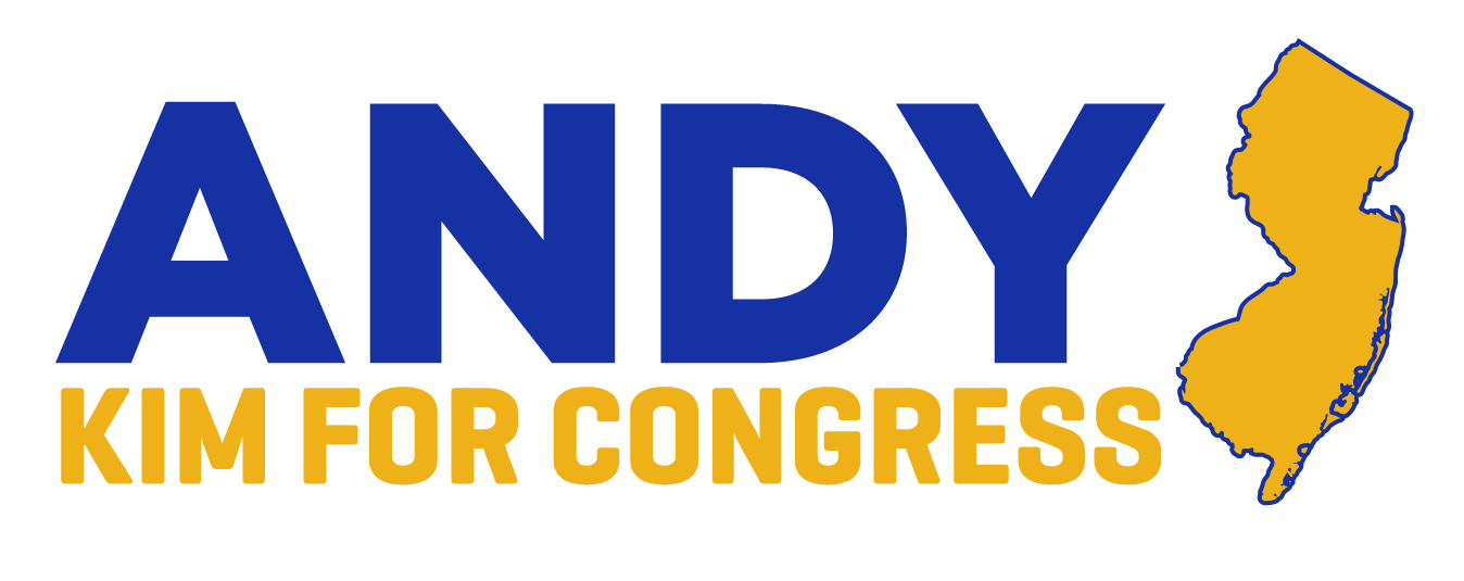 ANDY KIM FOR CONGRESS | NEW JERSEY THIRD