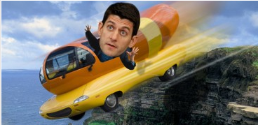 Wienermobile to the White House (HuffPo)