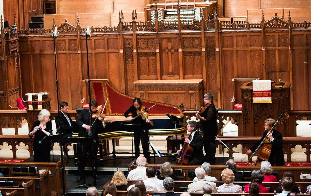 Bach Brandenburg Concerto No. 5
