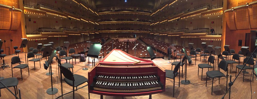 David Geffen Hall, Lincoln Center, New York