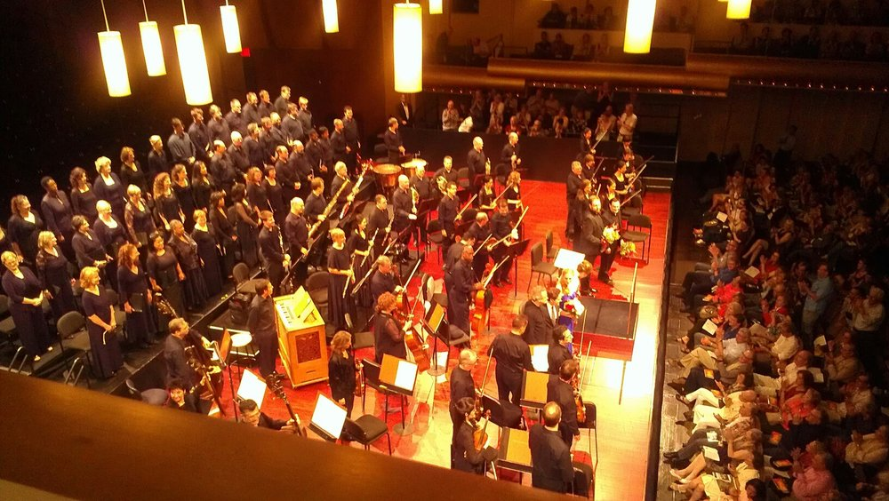 Mostly Mozart Festival Orchestra, Lincoln Center, New York