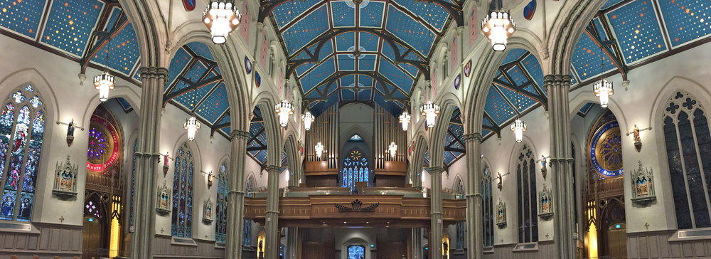 St. Michaels' Cathedral Basilica, Toronto
