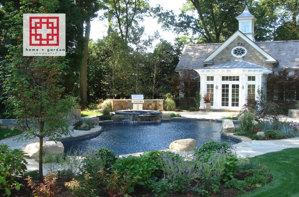 Creating back yard beauty for over 20 years!!