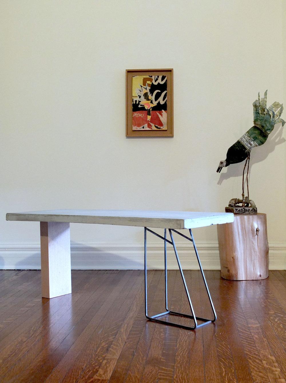 Lalaya Design_concrete mahogany stell bench_handmade_living room.jpg