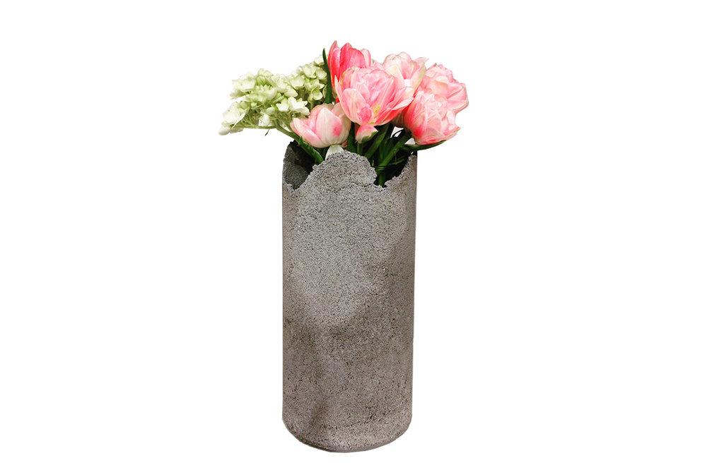 FULO concrete vase