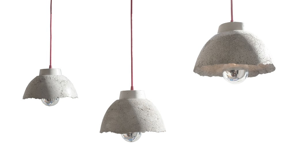 AYE+pendant+light-concrete-sculptural-lighting-handmade
