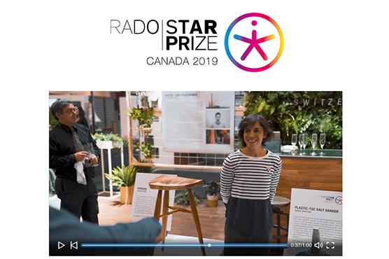 RADO Star Prize - LALAYA Design