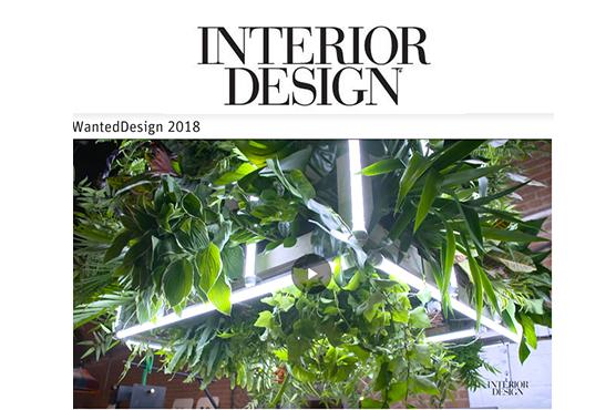 Interior Design Magazine - Wanted Design recap