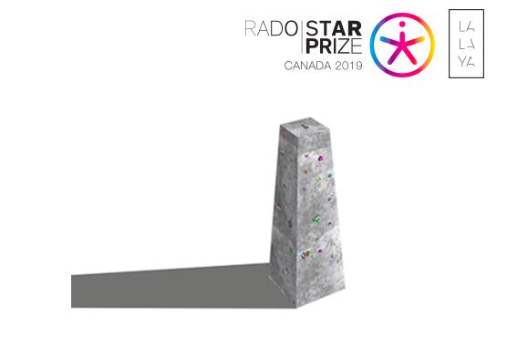 Help LALAYA win the RADO Star Prize!