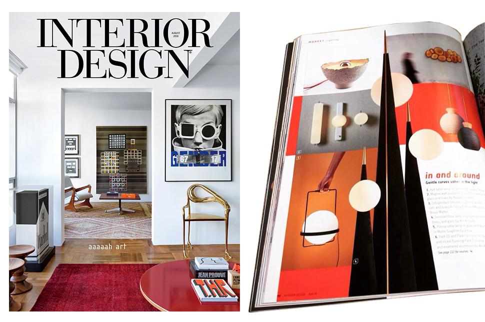 LALAYA Design in Interior Design Magazine!