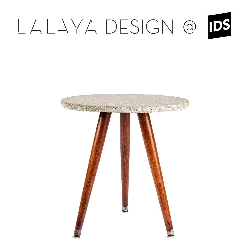 LALAYA Design Debuts at IDS 2018