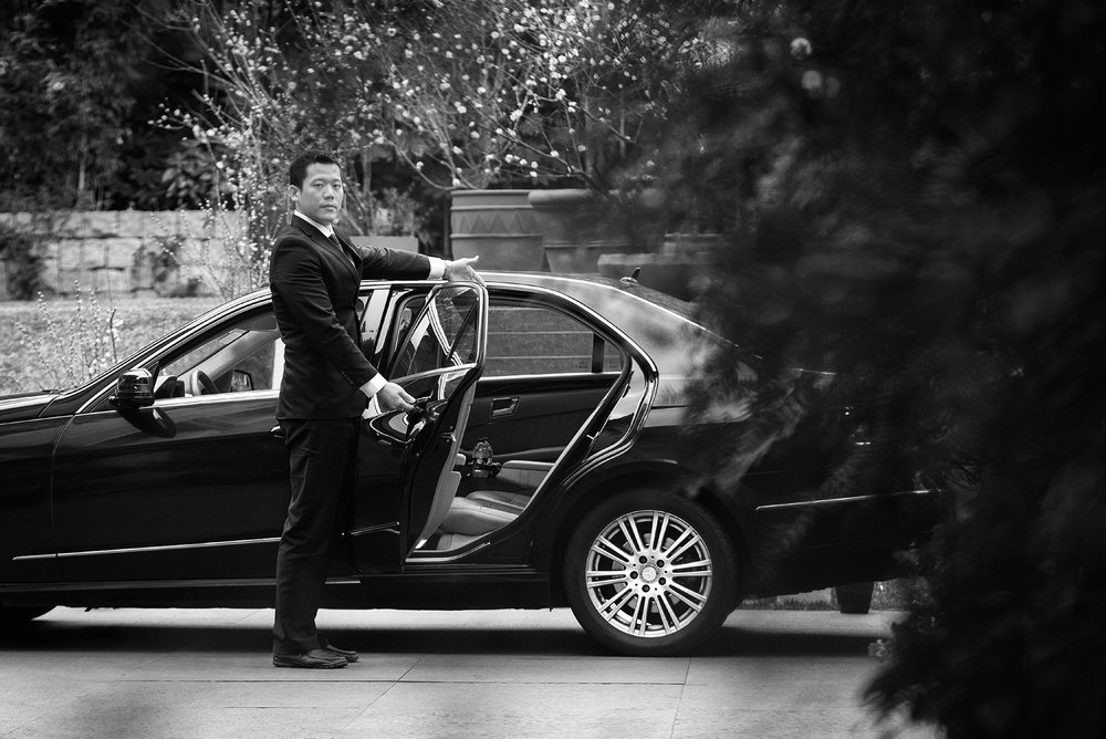 chauffeured car services for executives