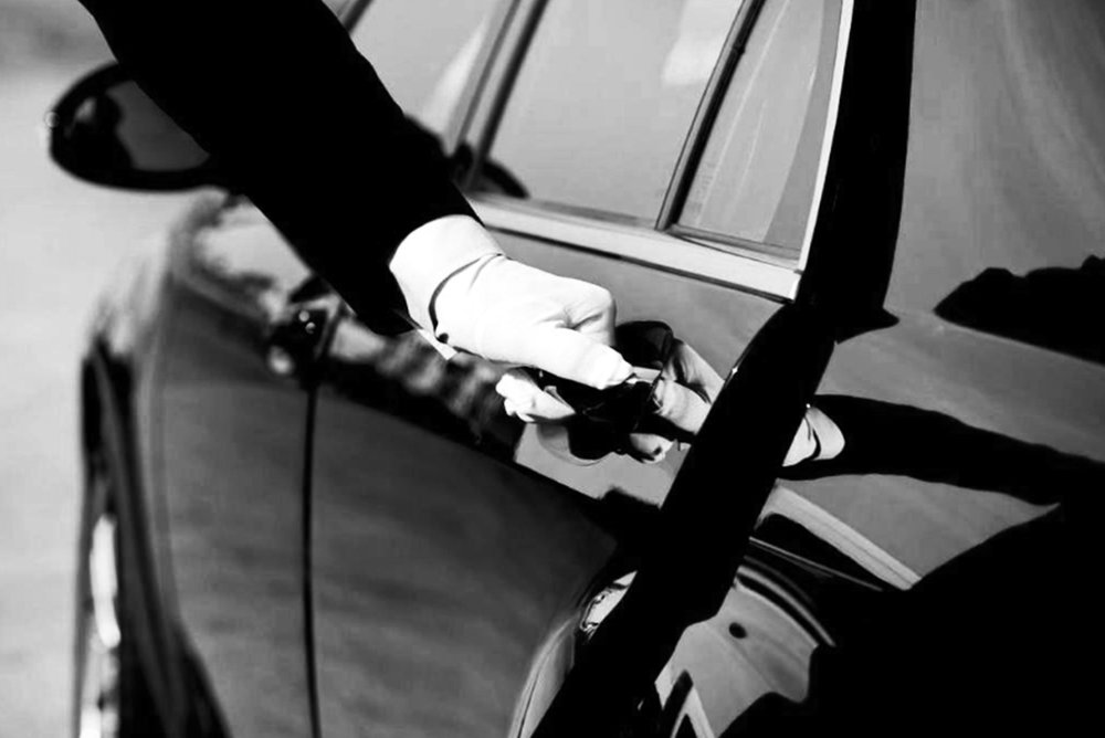 black car and chauffeur services