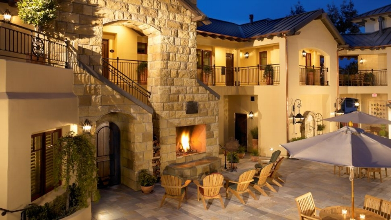 downtown paso robles hotel