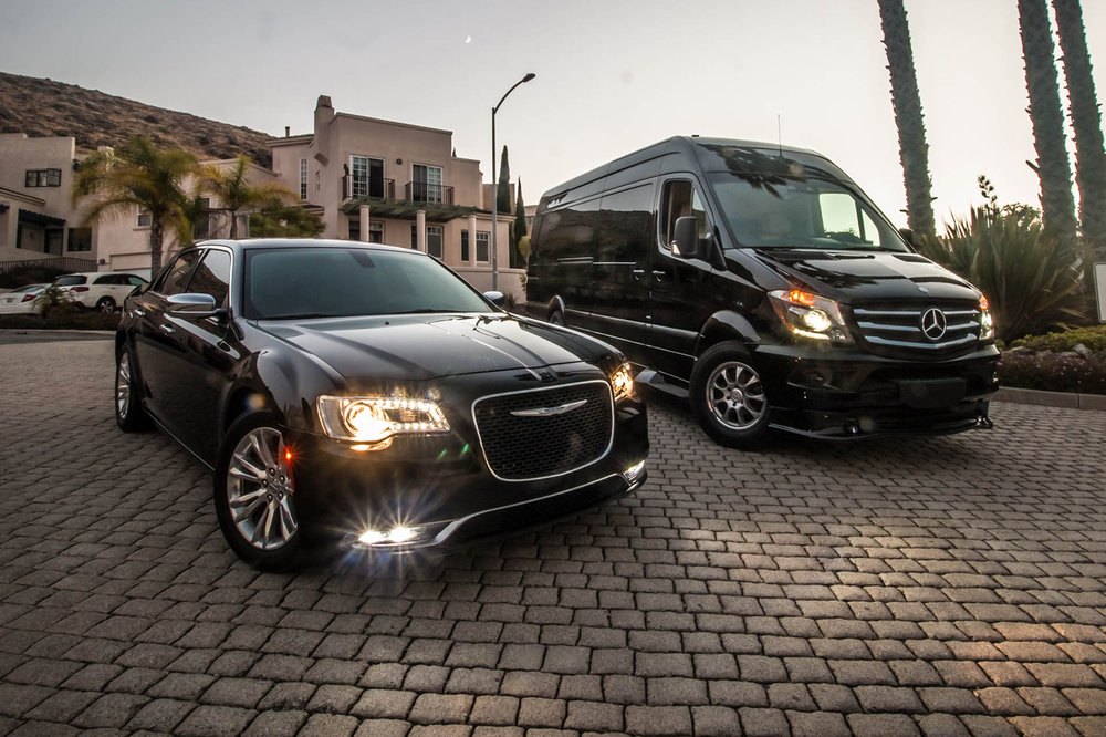 limo service for corporate travel