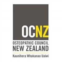We are registered with the osteopathic council of New Zealand.