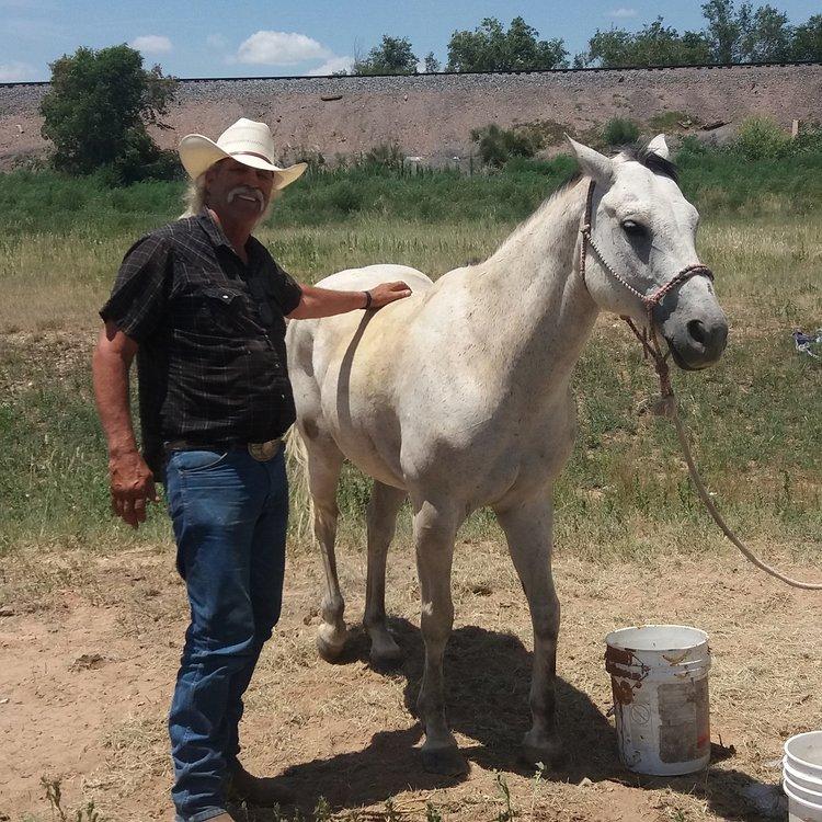 Rudd with Durango