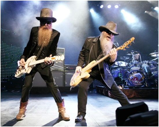 Photo by ZZ Top